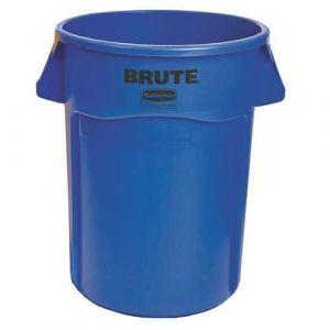 Conteneur Brute 76L avec aération- bleu,