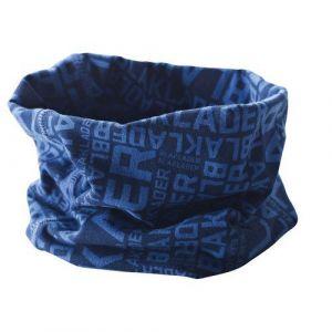 Cache-cou Bleu Marine/Bleu Acier taille unique,
