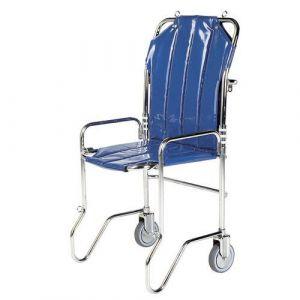 Chaise Portoir Pliable Bleue