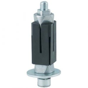 Tige Expansible Pour Roulette Fixe Et Tubes Carré Diaint 21.5/24 Mm