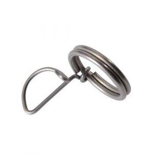 Clips inox pour clés males 6 pans (par 5)_ CLIP-1-FME,