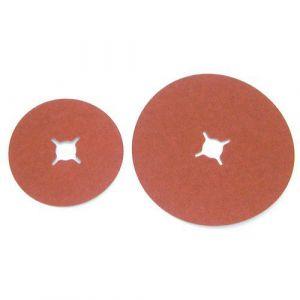 Disque abrasif fibre 125 x 22 grain 36 _ 1950-36,