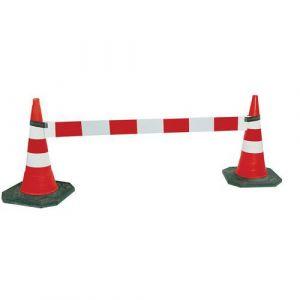 Kit cônes et barrière de blaisage,