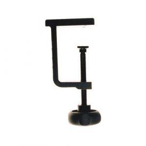 Pince Etau Pour Lampe Halogene 50 Et 75w Noire