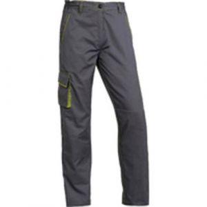 Pantalon Panostyle gris L,