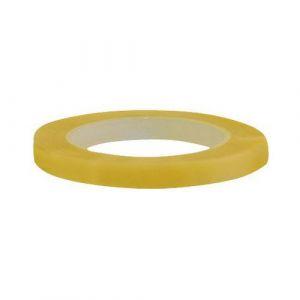 Rouleau Adhésif Pour Scelleuse Polychlorure De Vinyle Jaune