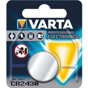 Piles lithium 6430101401 CR2430,