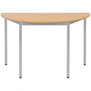 table demi cercle comparer 56 offres. Black Bedroom Furniture Sets. Home Design Ideas