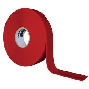 Ruban adhésif Traffic serie 3 l50xL30mxep1,2mm rouge,