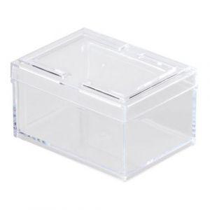 Boîte LAB 2 cristal 60 x 90 x 50mm,