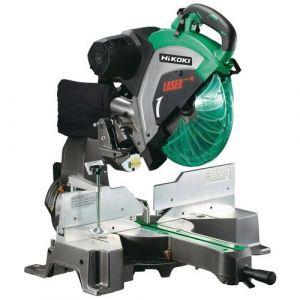 Scie radiale à coupe d'onglet ø305mm 1520w avec laser,