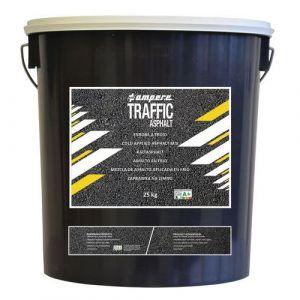 Enrobé à froid Traffic asphalt noir,