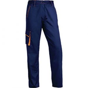 Pantalon Panostyle bleu marine L,