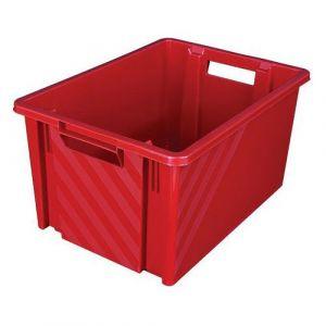 Bac rouge 10L - Novabacs,