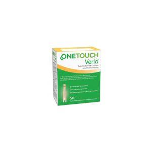 Bandelette Reactives One Touch Verio, Boite De 100 Bandelettes OneTouch Verio