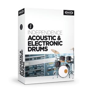 MAGIX Independence Acoustic & Electronic Drums