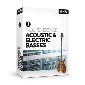 MAGIX Independence Acoustic & Electric Basses