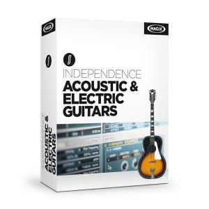 MAGIX Independence Acoustic & Electric Guitars