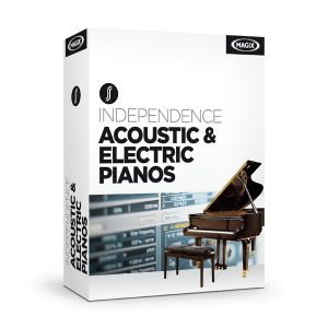 MAGIX Independence Acoustic & Electric Pianos