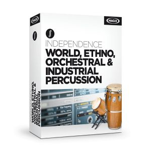 MAGIX Independence World, Ethno, Orchestral & Industrial Percussion