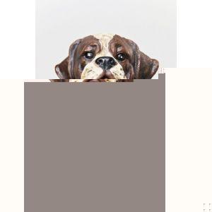 Horloge sur Pied Gentlemen Dog 138 Kare Design