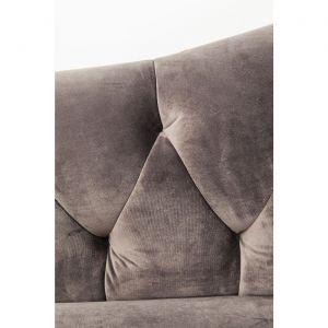 Méridienne Julietta grise Kare Design