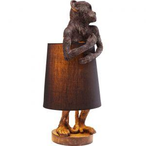Lampe Animal singe marron Kare Design