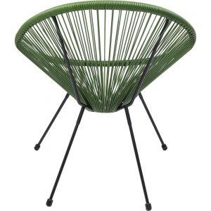 Le fauteuil Acapulco pour l\'extérieur et aussi l\'intérieur