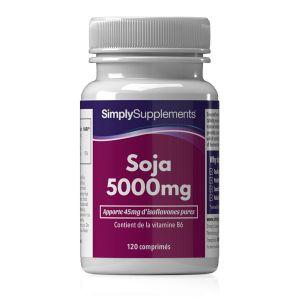 Isoflavones-soja-5000mg