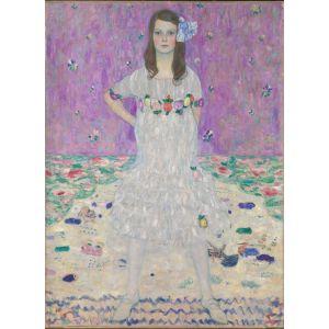 Puzzle Gustav Klimt : Mäda Primavesi, 1912 Grafika Kids