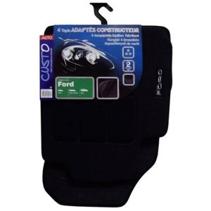 4 Tapis ADAPTABLE pour Ford