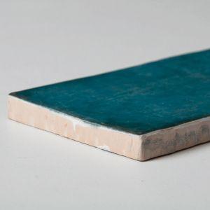 Carrelage Retro Pro `Blu` (7,5 x 30 cm)