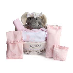 Les essentiels roses pour bébé