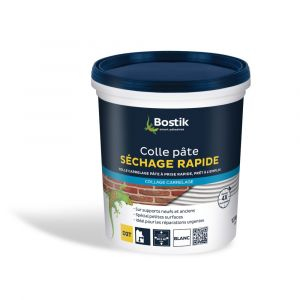 Colle à carrelage en pâte à séchage rapide Bostik D2T 1,5 kg