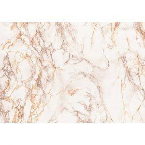 Adhésif décoratif D-C-FIX imitation marbre Cortes brun 67,5x200cm