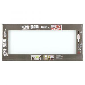 Memo Board Blanc 25X60 BRIO