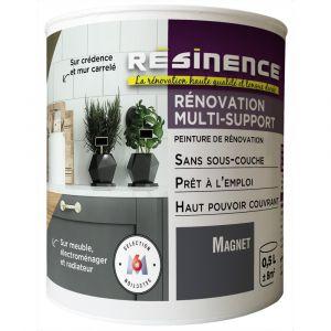 Peinture de Rénovation RÉSINENCE Multisupport 500ml Magnet Satin
