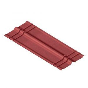 Faitière bitume rouge 1 m