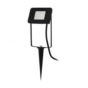 Projecteur Extérieur EGLO à piquer RGB 10W Noir