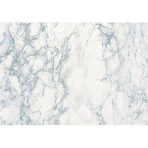 Adhésif décoratif D-C-FIX imitation marbre Cortes bleu 67,5x200cm