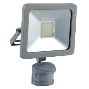 Projecteur LED en aluminium moulé 20 W L.23 cm