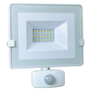 Projecteur LED TIBELEC First avec Détecteur de Mouvement 20W Bc