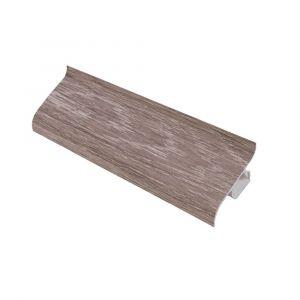 Plinthe Goulotte Électrique SPTD Pass'Fil x2,5m Wood 1