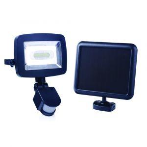 Projecteur solaire 5V 1,2W 500 lumens avec détecteur de mouvement