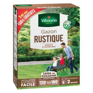 Gazon rustique VILMORIN 3 kg