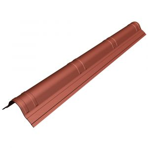Faitière ONDUVILLA 90 cm rouge