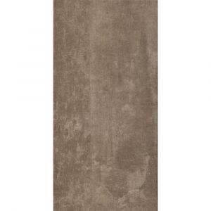 Faïence murale SMART taupe L.25 x l.50cm