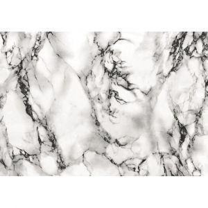 Adhésif décoratif D-C-FIX imitation marbre Marmi blanc 67,5x200cm