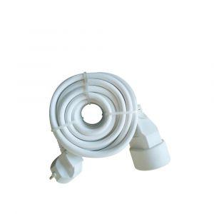 Rallonge électrique blanche 16A