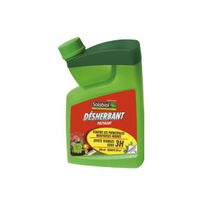 Désherbant Polyvalent SOLABIOL Beloukha® Garden Bidon Auto-Doseur 200ml